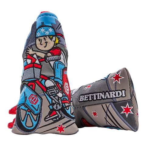 Bettinardi Limited Edition Betti Boy Chi-Town Putter Headcover