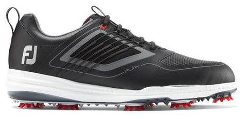 FootJoy FJ Fury Golf Shoes - Black 51103