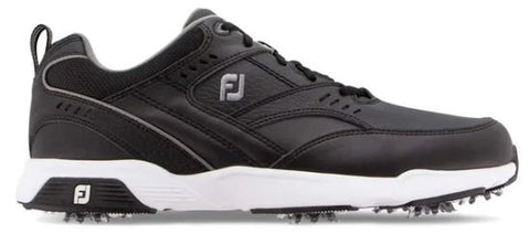 Foot Joy Sneaker Golf Shoes - Black 56736