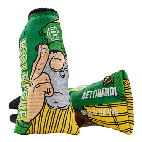 Bettinardi Betti X Big League Chew Sour Apple Ace Limited BLADE Headcover