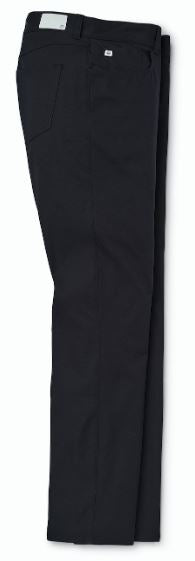 Peter Millar BLACK eb66 Performance Five-Pocket Pant