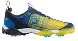 Foot Joy FreeStyle 2.0 Golf Shoes - Blue/Black/Yellow 57346