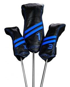 Sun Mountain Leather Stripe Headcover