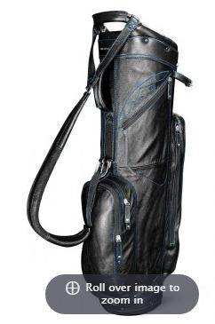 Sun Mountain 2017 Leather Cart Bag