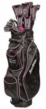Tour Edge Womens Moda Silk Package Set