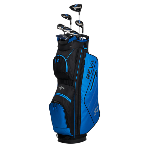 Callaway Women's REVA 8-Piece Package Set