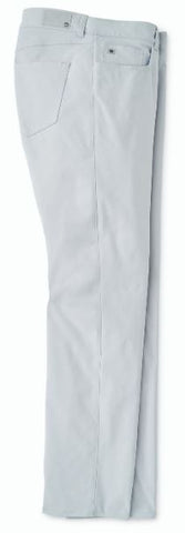 Peter Millar BRITISH GREY eb66 Performance Five-Pocket Pant