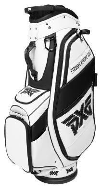"PXG ""Black & White"" Cart Bag"