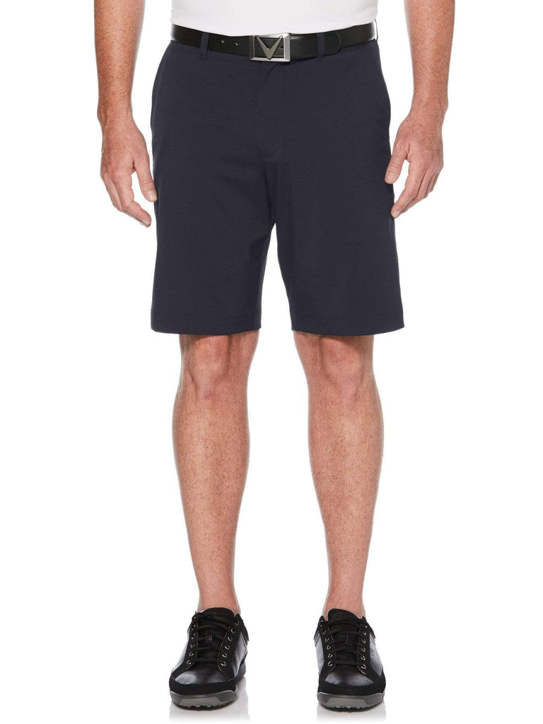 CALLAWAYGOLF APPAREL 9 STRETCH SOLID SHORT CGBR9051