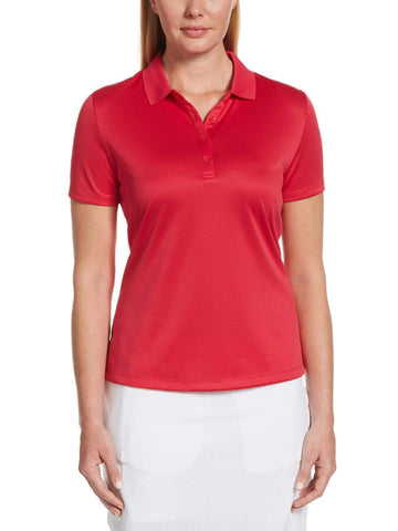 Callaway Womens Swing Tech Polo CGKSA0A7 Virtual Pink