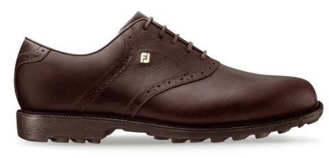Foot Joy Club Professionals Golf Shoes - Chocolate 57014