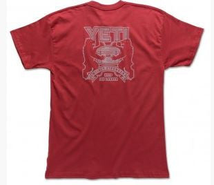 YETI® Coat of Arms Pocket T-Shirt