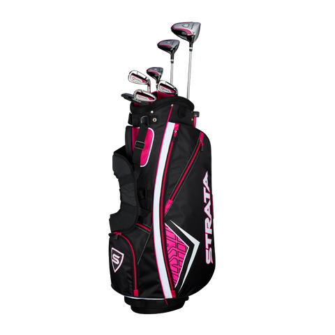 Callaway 2019 Strata 11pc Women's Package Set