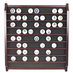 72 Golf Ball Display Cabinet by ProActive Sports