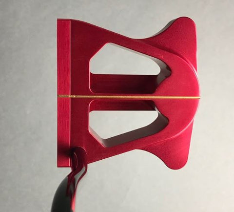 Bobby Grace F-18 Red Dragon Limited Edition Putter