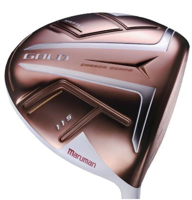MARUMAN Shuttle Gold Women's Driver