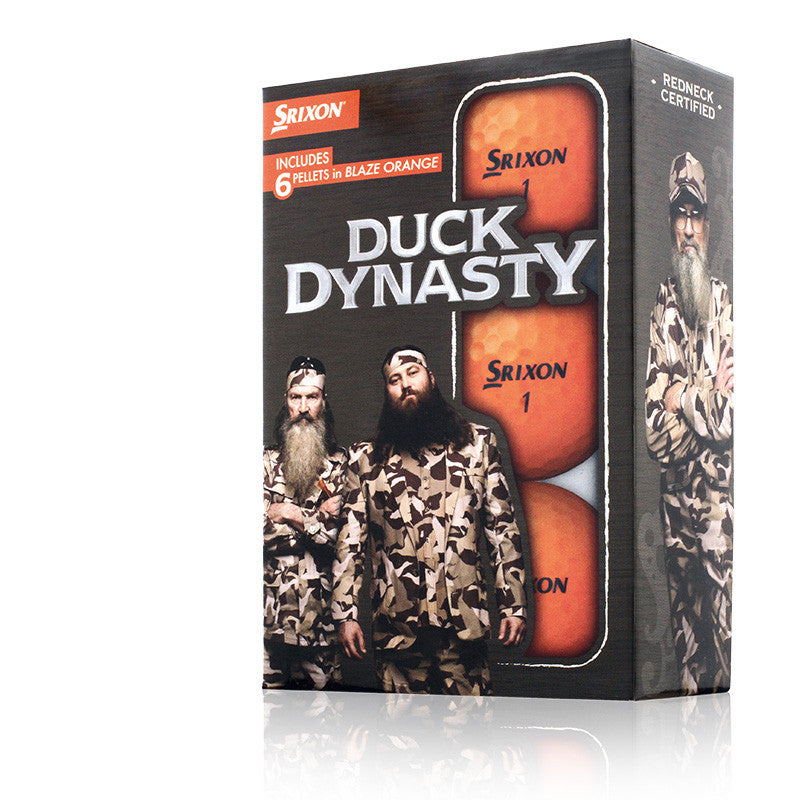 Srixon Duck Dynasty Golf Ball