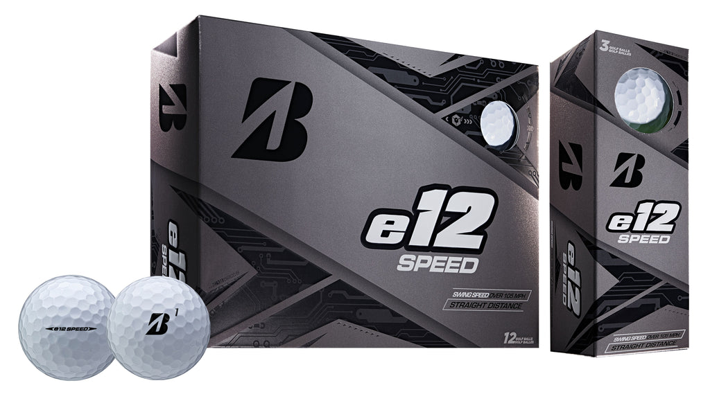 NEW Bridgestone e12 Speed Golf Balls
