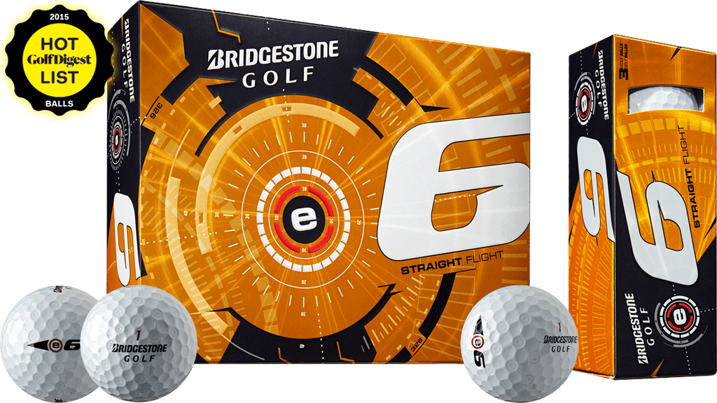 Bridgestone E6 Golf Ball