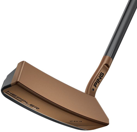 PING Heppler ZB3 Putter: Pre Order Today, Available 3/5