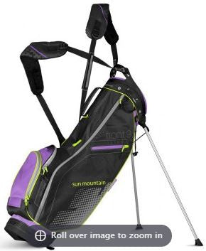 Sun Mountain Women's Front 9 Bag