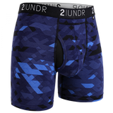 "2UNDR 6"" Swing Shift Boxer Briefs"