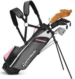 TaylorMade RORY Girls 8 Piece Set