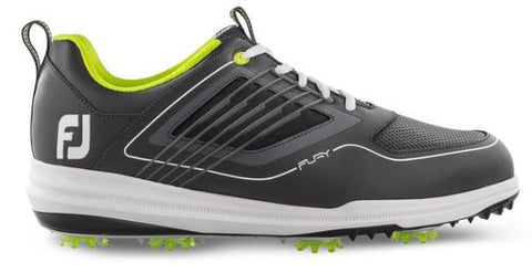 FootJoy FJ Fury Golf Shoes - Charcoal 51102