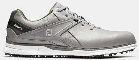 Foot Joy 2020 Pro/SL Spikeless Golf Shoes - Grey 53847