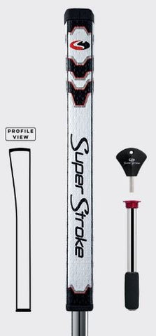 SuperStroke Countercore Pistol GT Tour Putter Grip