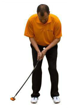 The Orange Whip Putting Wand