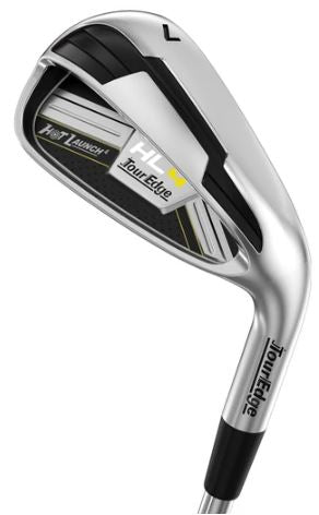 Tour Edge HL4 Steel Irons