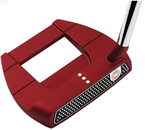 Odyssey O-Works 2018 Red Jailbird Mini Slant Putter