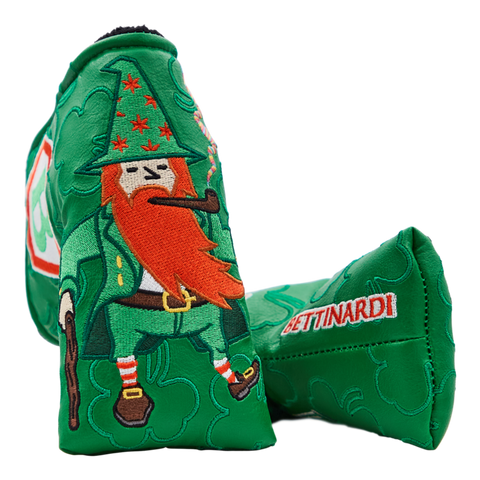 Bettinardi Limited Release Lucky Leprechaun Wizard BLADE Headcover