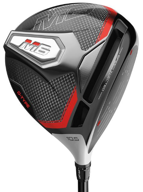 TaylorMade 2019 M6 D-Type Driver