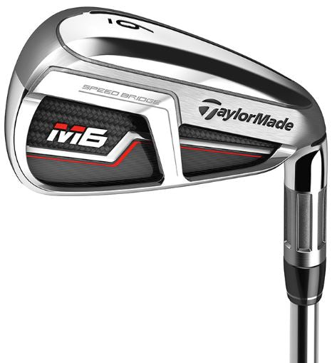 TaylorMade 2019 M6 Steel Irons