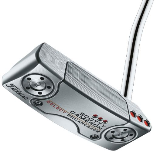 2018 Scotty Cameron Select Squareback Putter
