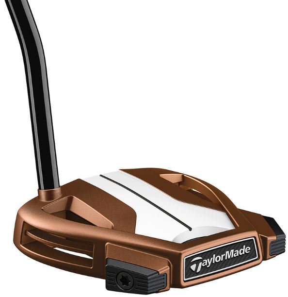 TaylorMade 2019 Spider X Copper Single Bend Putter