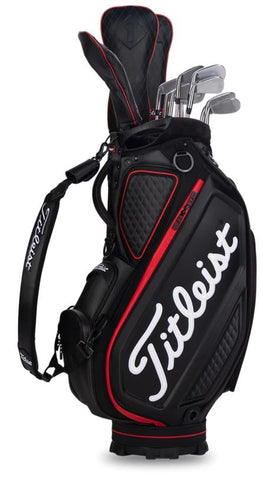 Titleist 2020 Jet Black Tour Bag
