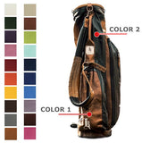 Links & Kings Custom THE LINKS GOLF BAG - Made to Order