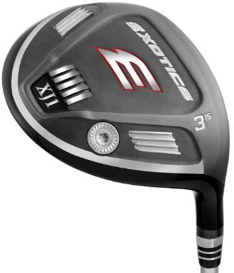 361971705e3 Tour Edge Exotics XJ1 Fairway Wood