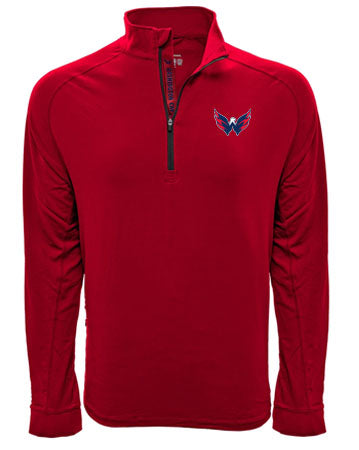 Levelwear Washington Capitals Mens Peak Pullover: RED