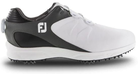Foot Joy FJ ARC XT Boa - White/Black/Grey 59744
