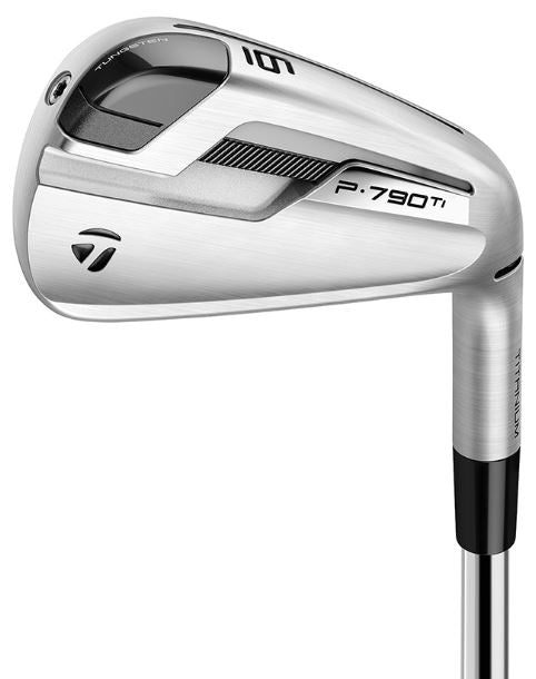 TaylorMade 2019 P•790 TI Steel Iron Set