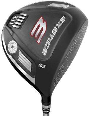 Tour Edge Exotics XJ1 Driver