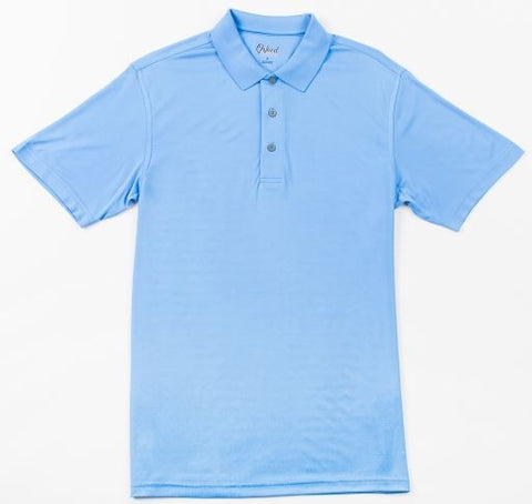 Oxford Golf Men's Burke Performance Polo