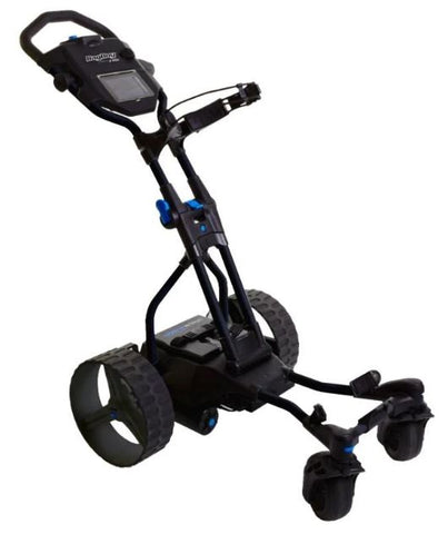 Bag Boy Navigator Quad Electric Push Cart