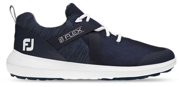 Foot Joy FJ Flex Golf Shoes - Navy 56102