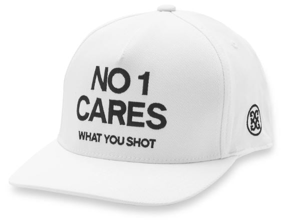 G/FORE No 1 Cares Snapback Hat - Multiple Colors Available