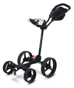 Big Max Quattro Push Cart